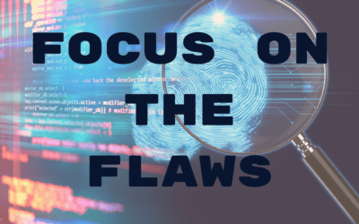 Focus on the Flaws